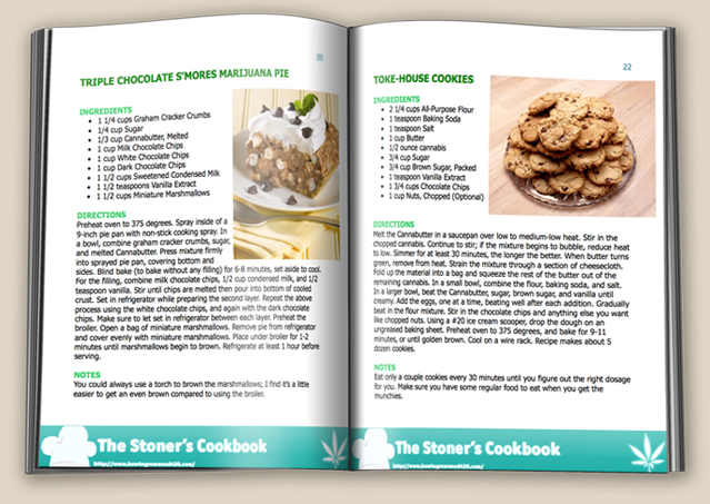 marijuana smoking recipes