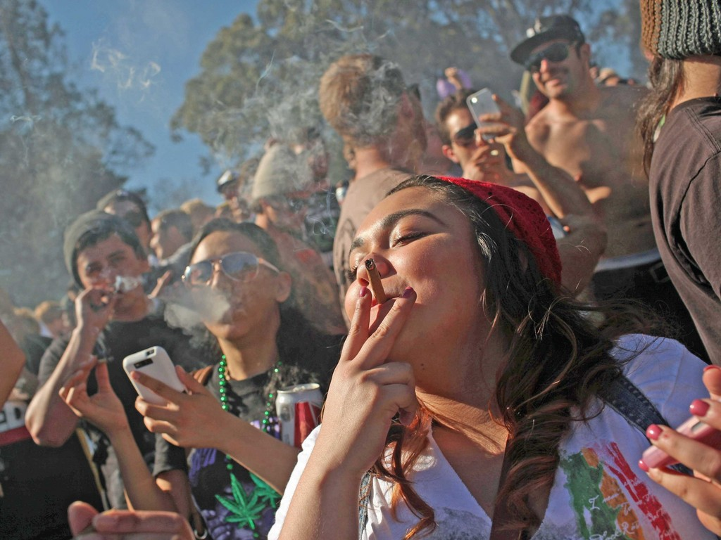 marijuana stoners